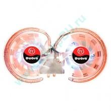 Кулер для видеокарты Thermaltake DuOrb CL-G0102 с тепловыми трубками (медный) - Клин