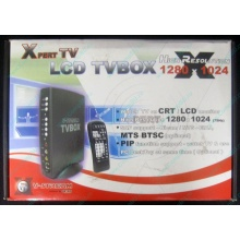 Внешний TV tuner KWorld V-Stream Xpert TV LCD TV BOX VS-TV1531R (Клин)