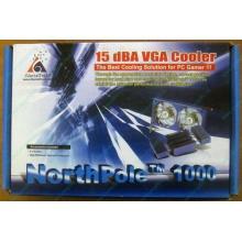 Кулер для видео-карты GlacialTech NorthPole 1000 (Клин)
