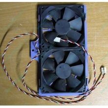 Блок вентиляторов от корпуса Chieftec (Клин)