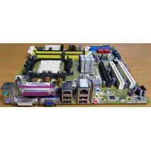 Материнская плата Asus M2NPV-VM socket AM2 (без задней планки-заглушки) - Клин