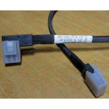 Угловой кабель Mini SAS to Mini SAS HP 668242-001 (Клин)
