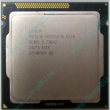 Процессор Intel Pentium G630 (2x2.7GHz) SR05S s.1155 (Клин)