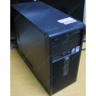 Компьютер Б/У HP Compaq dx7400 MT (Intel Core 2 Quad Q6600 (4x2.4GHz) /4Gb /250Gb /ATX 300W) - Клин