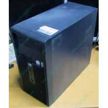 Системный блок Б/У HP Compaq dx7400 MT (Intel Core 2 Quad Q6600 (4x2.4GHz) /4Gb /250Gb /ATX 350W) - Клин
