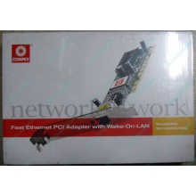Сетевой адаптер Compex RE100ATX/WOL PCI (Клин)