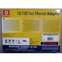 Сетевой адаптер Compex RE100TX/WOL PCI (Клин)
