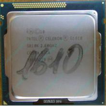 Процессор Intel Celeron G1610 (2x2.6GHz /L3 2048kb) SR10K s.1155 (Клин)