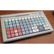 POS-клавиатура HENG YU S78A PS/2 белая (без кабеля!) - Клин