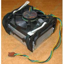 Кулер socket 478 БУ (алюминиевое основание) - Клин