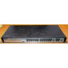 Б/У коммутатор D-link DES-3200-28 (24 port 100Mbit + 4 port 1Gbit + 4 port SFP) - Клин