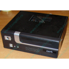 Б/У неттоп Depo Neos 230USF (Intel Celeron J1800 (2x2.41GHz) /2Gb DDR3 /500Gb /BT /WiFi /miniITX /Windows 7 Pro) - Клин