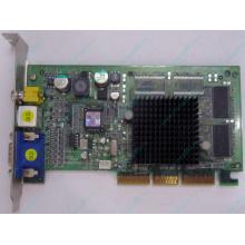 Видеокарта 64Mb nVidia GeForce4 MX440SE AGP (Sparkle SP7100) - Клин