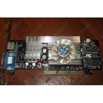 Видеокарта Galaxy 128Mb GeForce FX5200 64bit AGP (Клин)