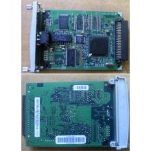 Внутренний принт-сервер Б/У HP JetDirect 615n J6057A (Клин)